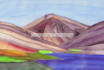 *NOW SOLD* Great Gable and Wastwater.