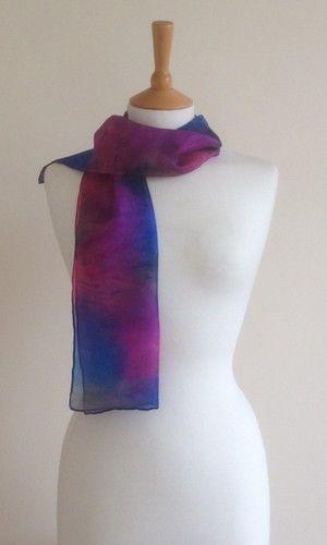 Sweetpea - Rose pink, violet, limoges blue, grey