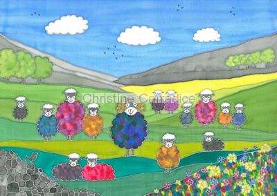 """Springtime in the Dales!"""