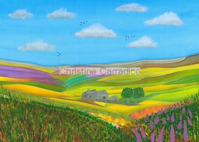 Top Withens Farm, near Haworth