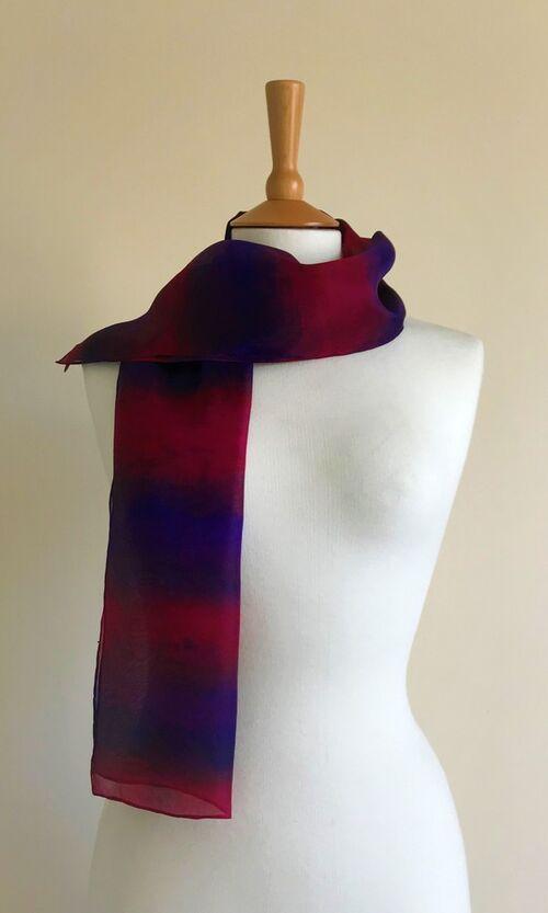 Poppy - Purple, red, dark grey