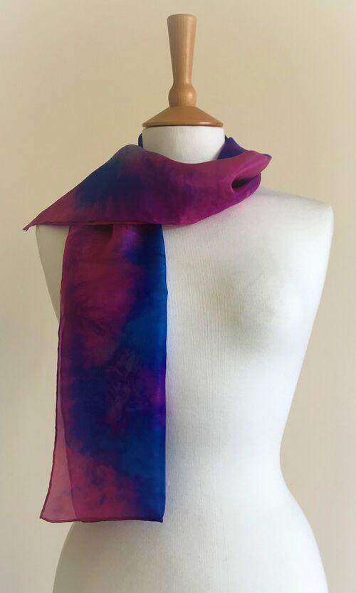 Sweet Pea - Rose pink, violet, limoges blue, grey