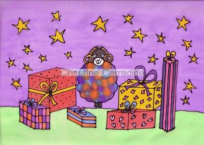 """Happy Birthday to ewe!"""