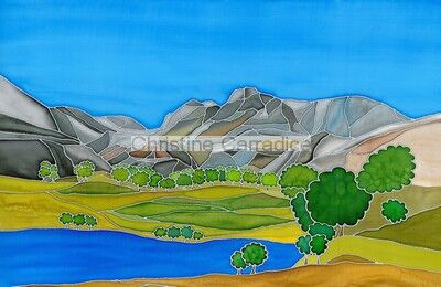 *NOW SOLD* The Langdale Pikes.