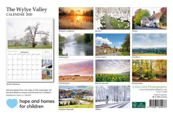 Chris Lock Photography: Calendar 2020