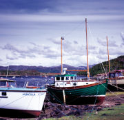 Low tide at Badachro