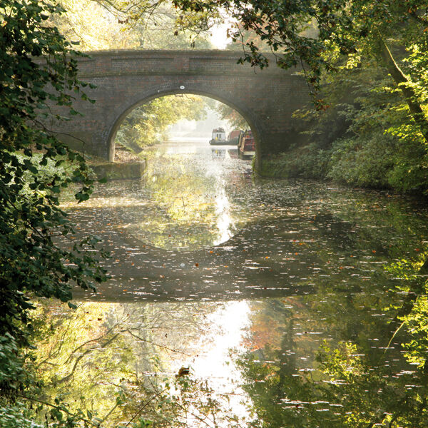 Bristow Bridge on the Kennet and Avon Canal, Wilcot, Wiltshire.