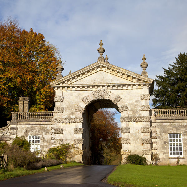 Fonthill Arch