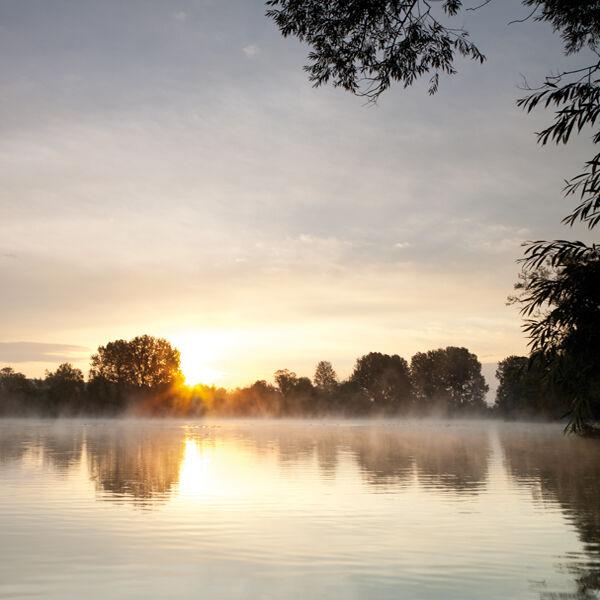 Sunrise, Langford Lakes