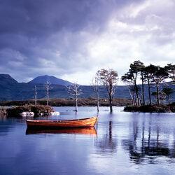 Loch Assynt, Sutherland