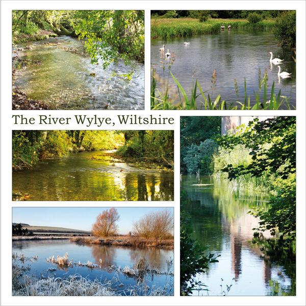 The River Wylye, Wiltshire