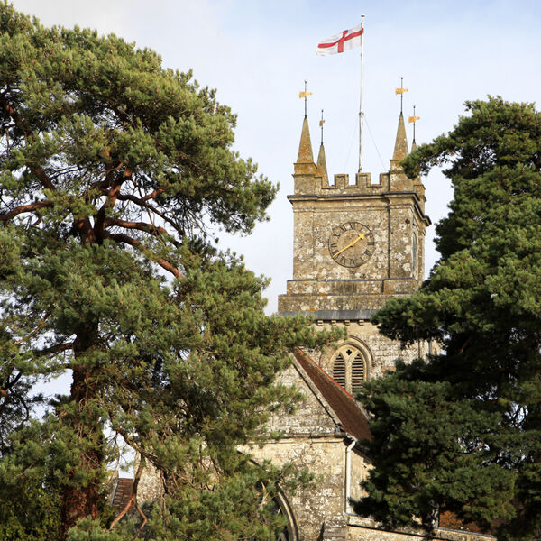 St. John's Church, Tisbury