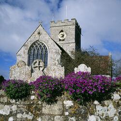 St. Mary's Church, Dinton
