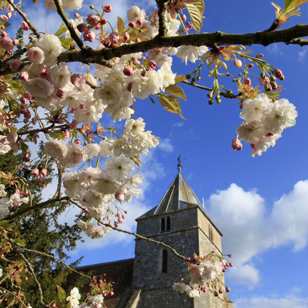 All Saints Church, Steeple Langford