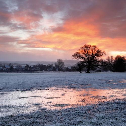 Sunrise, South Newton