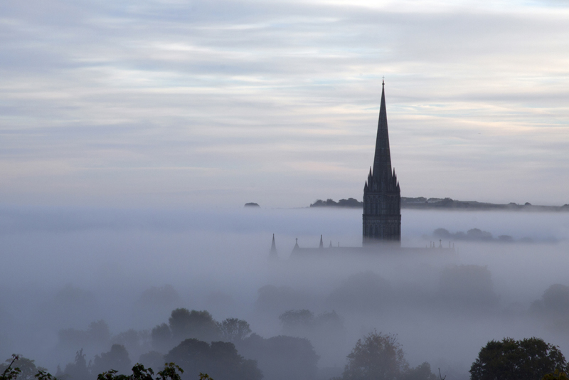Cathedral Mist