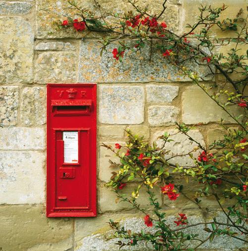 Victorian Post Box