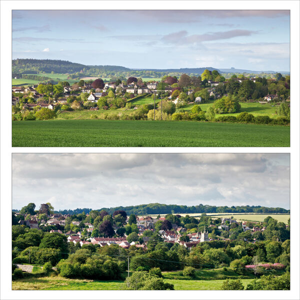 Views of Tisbury