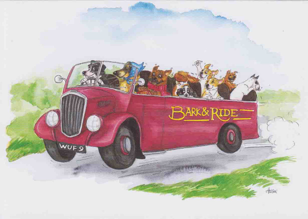 D134 - Bark & Ride
