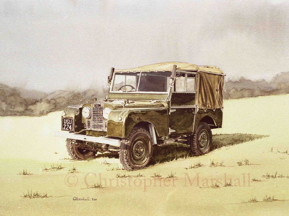 VLR - Land Rover Series 1