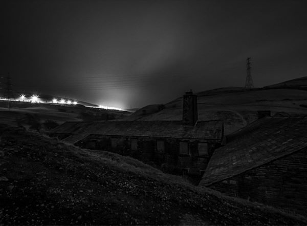 Mill in the dark, Hollingworth