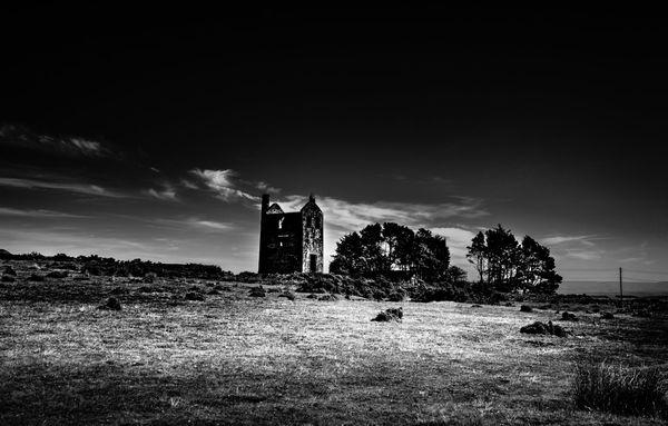 Engine House, Minions, Cornwall