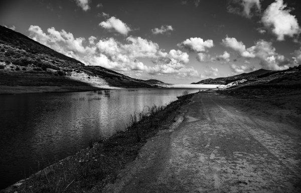 Aposelemis Dam, Crete