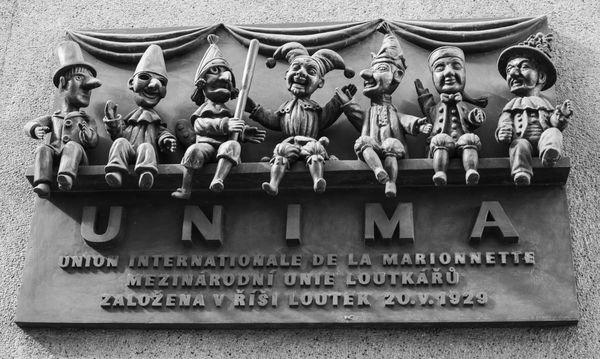 Marionette Theatre - Prague