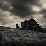 Ruined farmhouse, Edenfield.