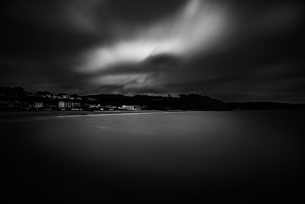 Storm at Saundersfoot