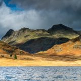 Blea Tarn to Langdale Pikes Autumn CY 1