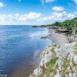Borth Y Gest Coastline