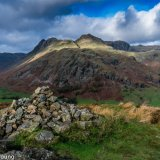 Side Pike Cairn to Langdale Pikes
