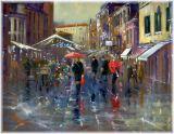 Rainy day in the Cannareggio