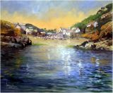 Cadgwith - looking in