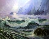 Waves at Lands End