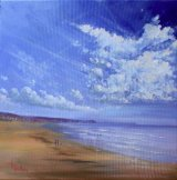 Winter Sky at Praa Sands