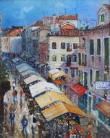Market, Cannaregio, Venice