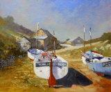 Boats at Penberth