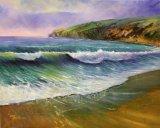 Breaking Waves - Praa Sands