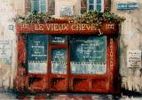 Cafe Le Vieux Cheve(t)