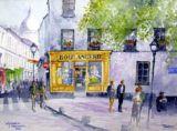Boulangerie a Montmartre
