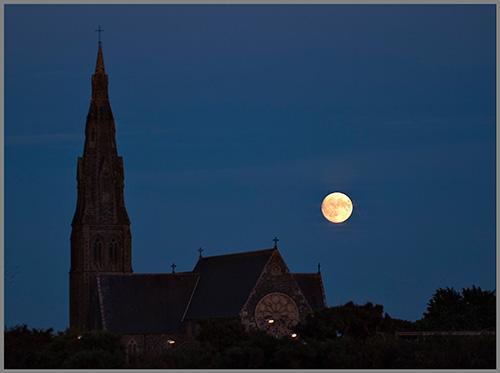 Moonrise, Tramore