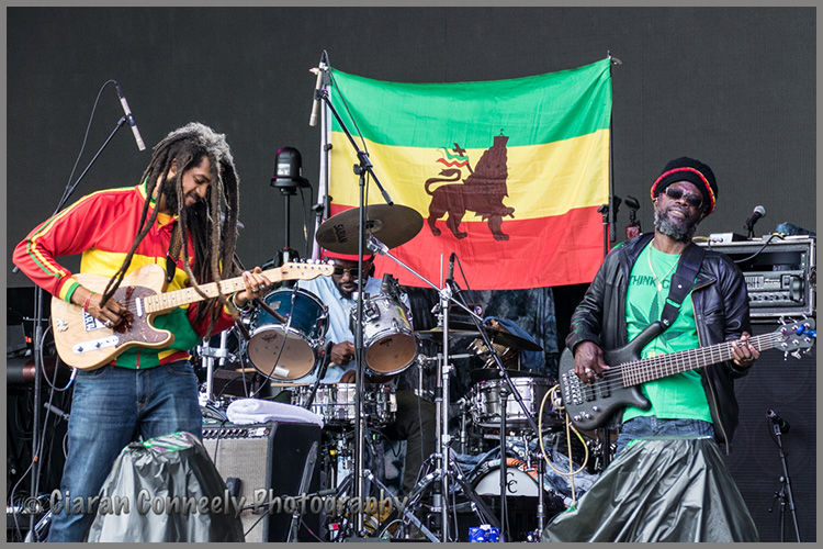 The Wailers at A.T.N.