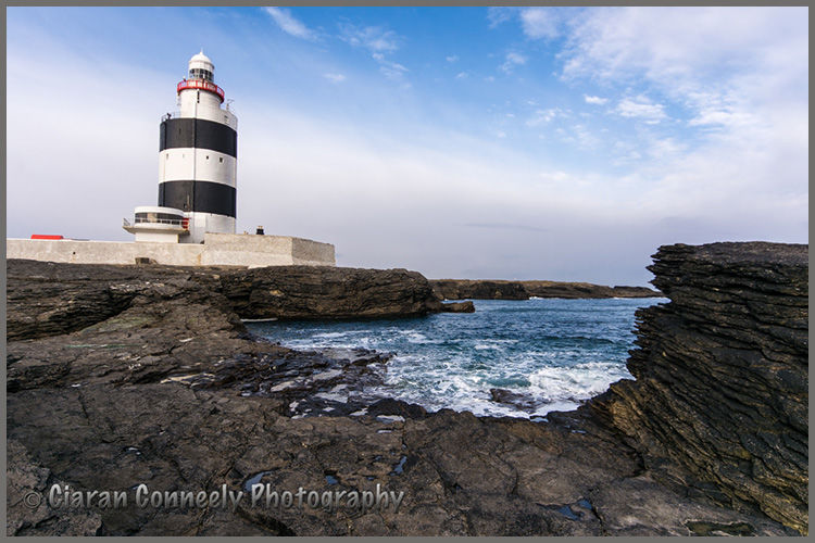 Hook Head Lighthouse, County Wexford.