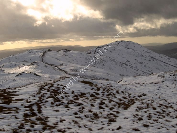 snow covered wansfell