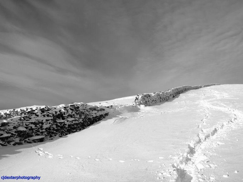 snow on high pike