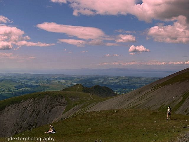 view of skiddaw