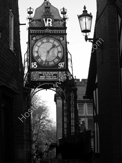 clock tower chester