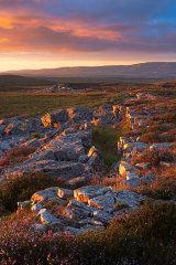 Limestone, Brecon Beacons, Wales